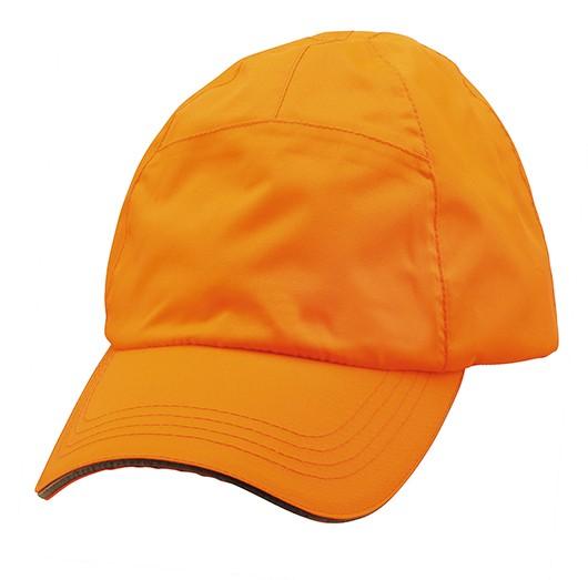 FHB® NIKLAS Cap wasserdicht orange