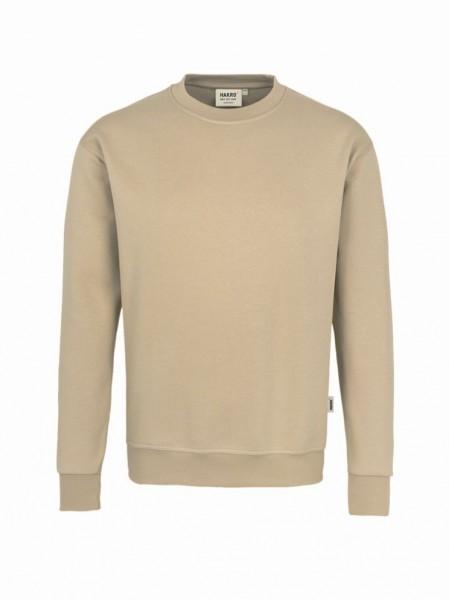 HAKRO® Sweatshirt Premium sand - Front