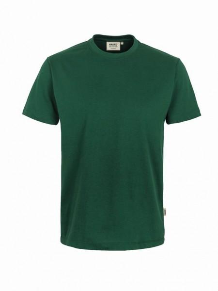 HAKRO® T-Shirt Classic tannengrün - Front