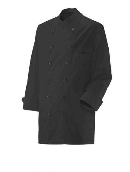 Exner Kochjacke langarm schwarz