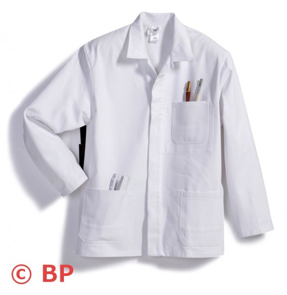 BP Arbeitsjacke in weiß