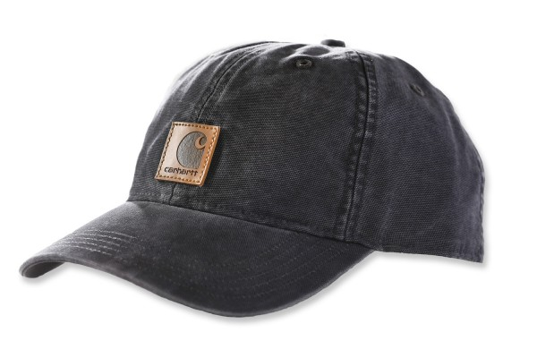 Carhartt Odessa Cap in schwarz