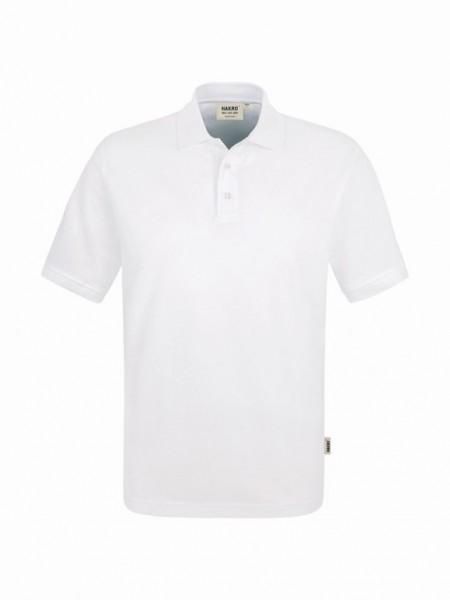 HAKRO® Poloshirt Top weiß - Front