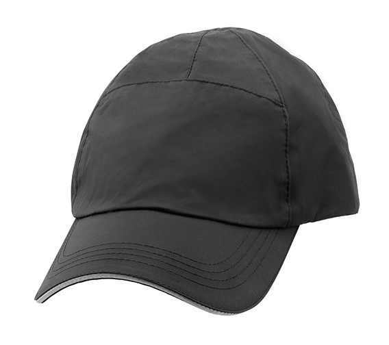 FHB® NIKLAS Cap wasserdicht schwarz
