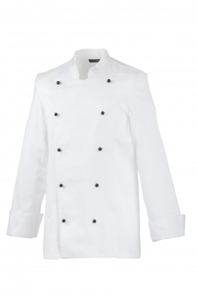 Exner Damenkochjacke weiß