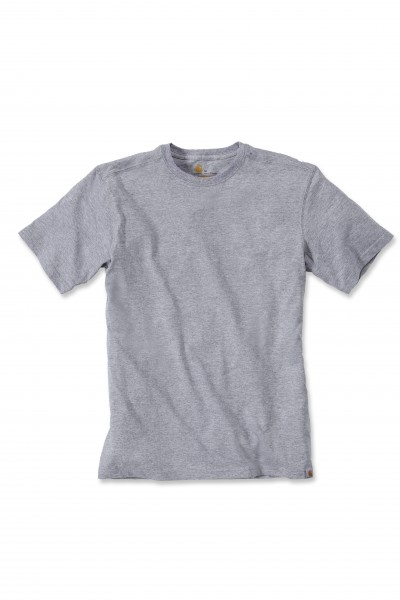 Carhartt Maddock Short Sleeve T-Shirt in heather grey