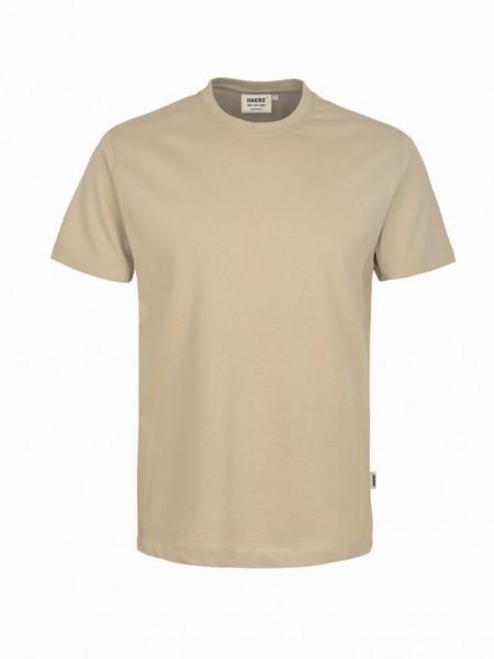 HAKRO® T-Shirt Classic sand - Front