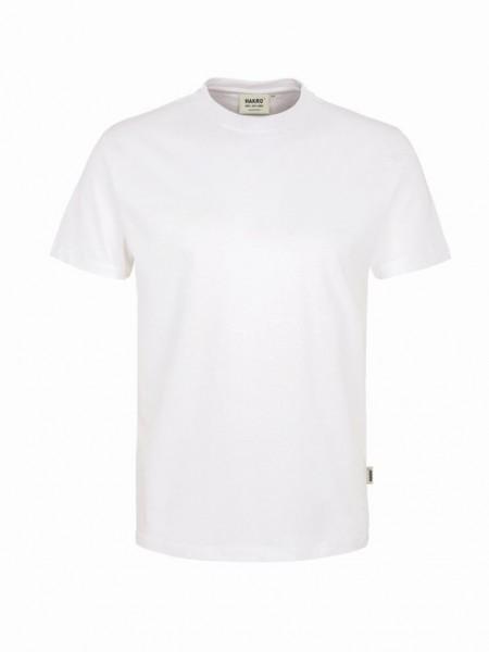 HAKRO® T-Shirt Classic weiß - Front