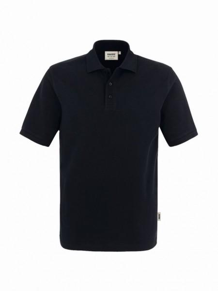 HAKRO® Poloshirt Top schwarz - Front