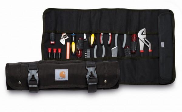 Carhartt® Werkzeugtasche Legacy Tool Roll in schwarz