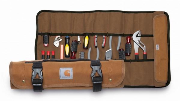 Carhartt® Werkzeugtasche Legacy Tool Roll in carhartt® braun
