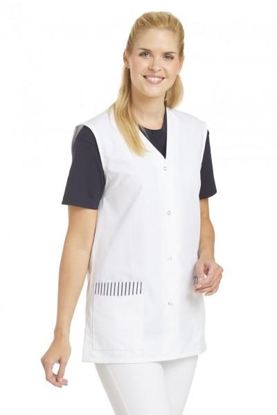 Leiber® Westenkasack ohne Arm weiß